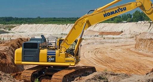 Komatsu selects Texas for newest facility