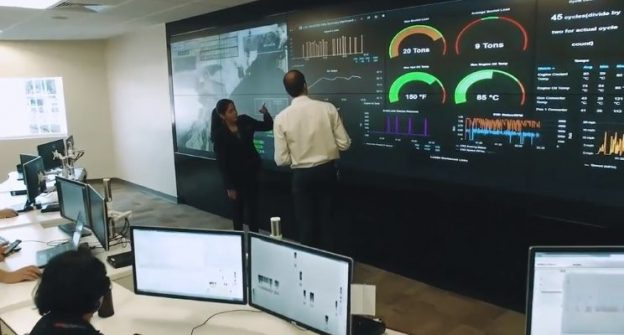 Komatsu applies IIoT analytics solution